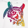 Colorful Owls - Men's Hoodie