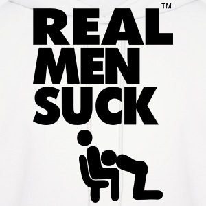 REAL MEN SUCK DICK