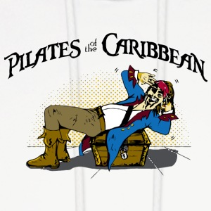 Pilates of the Caribbean - Men's Hoodie