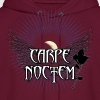 CARPE NOCTEM Seize The Night - Men's Hoodie