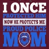 I Once Protected Him Now  - Men's Hoodie