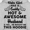 This Girl Has A Cuddly Hot & Awesome Husband... - Men's Hoodie