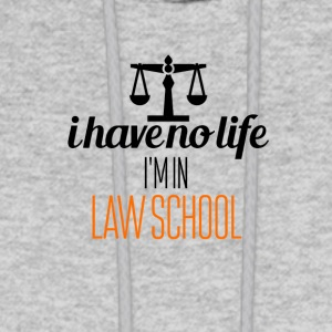 I have no life - Men's Hoodie