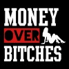 MONEY OVER BITCHES - Men's Hoodie