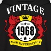 Vintage 1968 Aged to Perfection - Men's Hoodie