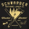 Schwarber Lumber Co_cream - Men's Hoodie