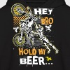 Hold My Beer Motocross - Men's Hoodie