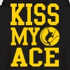 Kiss my ace - Tennis - Men's Hoodie