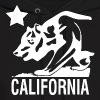 CALIFORNIA WHITE BEAR - Men's Hoodie