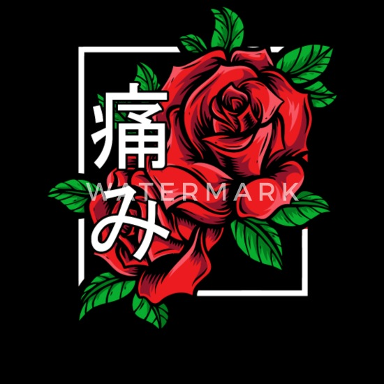 Aesthetic Japanese Rose Men S Hoodie Spreadshirt Great news!!!you're in the right place for aesthetic rose. aesthetic japanese rose men s hoodie black