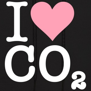 I Love CO2 - Men's Hoodie