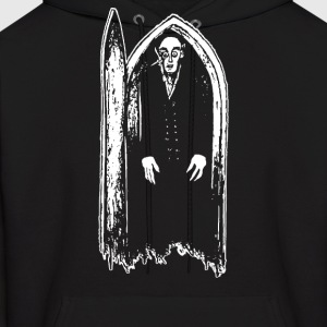 vampire the jombie - Men's Hoodie