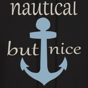 nautical but nice - Men's Hoodie