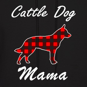 Cattle Dog T Shirts - Men's Hoodie
