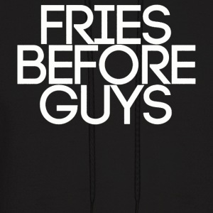 FRIES BEFORE GUYS - Men's Hoodie