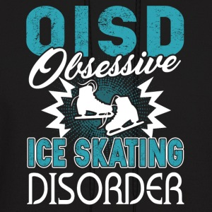 Ice Skating Shirt - Men's Hoodie