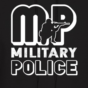 Military Police Shirt - Men's Hoodie