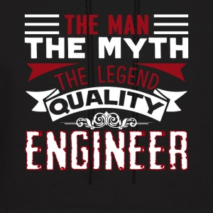 Quality Engineer Shirt - Men's Hoodie