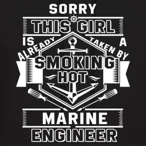 This Girl Is Already Taken By An Engineer T Shirt - Men's Hoodie
