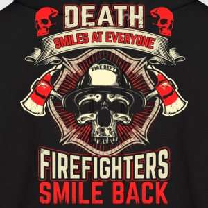 FIRE FIGHTER SHIRT - Men's Hoodie