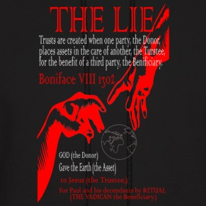 THE LIE OF ALL TIME! - Men's Hoodie
