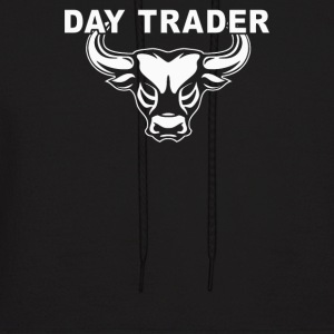 Day Trading - Men's Hoodie