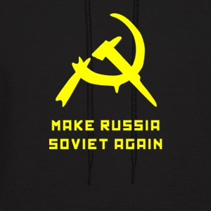 Make Russia Soviet Again - Men's Hoodie