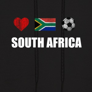 South Africa Football Shirt - South Africa Soccer - Men's Hoodie