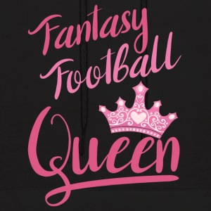 FANTASY FOOTBALL QUEEN - Men's Hoodie