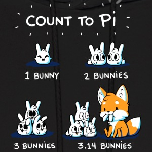 Count To Pi - Men's Hoodie