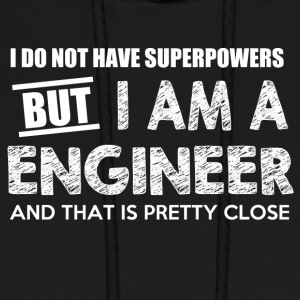 Engineer Shirt - Superpower - Men's Hoodie