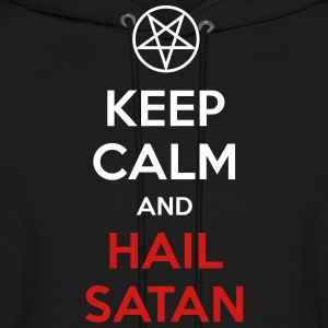 Keep Calm and Hail Satan