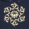 Om Lotus, Buddhism, Yoga, Meditation, spiritual - Men's Hoodie