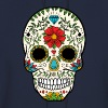 Sugar Skull - Day of the Dead #8 - Men's Hoodie