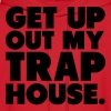 Get Up Out My Trap House - Men's Hoodie