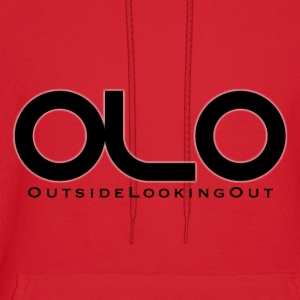 OLO: Outside Looking Out; The Future Was Yesterday - Men's Hoodie