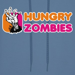 Hungry Zombies - Men's Hoodie