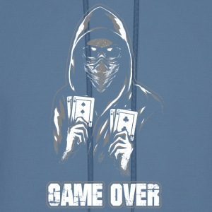 ACAB - Game Over - Men's Hoodie