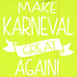 Make Karneval great again! - Men's Hoodie