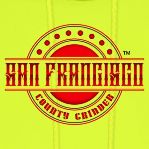 SAN FRANCISCO COUNTY GRINDER - Men's Hoodie