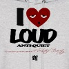 I Love Loud - Men's Hoodie