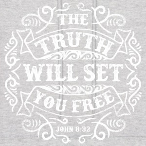 The Truth Will Set You Free - Men's Hoodie