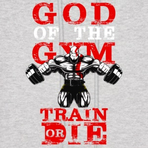 GOD OF THE GYM - Men's Hoodie