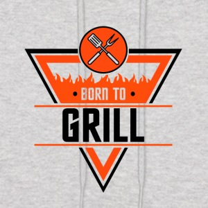 Born to grill - Men's Hoodie