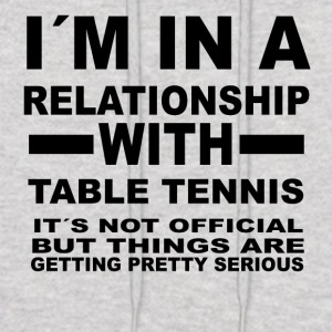 relationship with TABLE TENNIS - Men's Hoodie