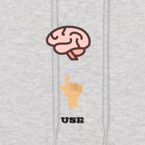 Use Mind - Men's Hoodie