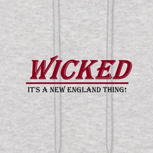 wicked design - Men's Hoodie