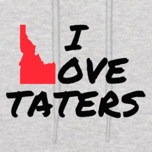 I love Taters - Men's Hoodie