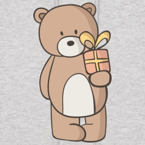 Birthday Bear - Men's Hoodie