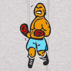 The Punch Out Boxer #1 - Men's Hoodie